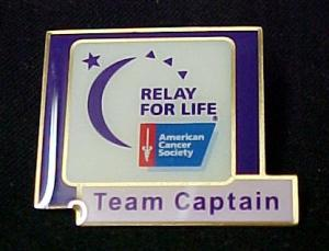 Relay Team Captain